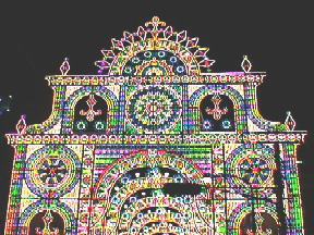 + Merry Cristmas + ルミナリエ 2000.12.21. +